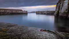 Dalkey at sunrise - Dublin, Ireland - Seascape photography