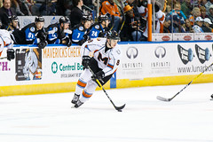 "Missouri Mavericks vs. Wichita Thunder, January 6, 2017, Silverstein Eye Centers Arena, Independence, Missouri.  Photo: John Howe / Howe Creative Photography • <a style=""font-size:0.8em;"" href=""http://www.flickr.com/photos/134016632@N02/32191514376/"" target=""_blank"">View on Flickr</a>"