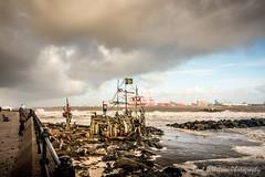 New Brighton. Jan 2017-335 (revpdwilson) Tags: cheshire newbrighton nikon28300mmvr nikond750 seaside wallasey winter wirral landscape naturallight