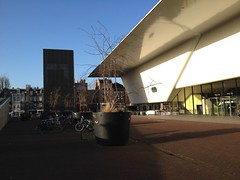 Stedelijk Museum (Ronaldo Miranda, compositor) Tags: museumplein stedelijk vangogh arquitetura contemporaneidade amsterdam thenederlands holanda winter janeiro 2017