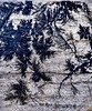 Fractal Geometry Roadmap (mikkelfrimerrasmussen) Tags: ice flowers black wood weathered isblomster træ planke bænk