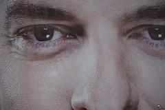 Grande. (elojeador) Tags: nariz ceja pestaña cara hombre deportista baloncestista pau gasol paugasol publicidad cartel entodo elojeador