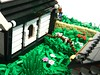 LEGO: Welcome Home (4) (Ferdinand Tunnelley) Tags: lego house moc white background vignette