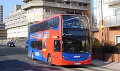 Morebus 1536 - HJ63JJU (Southern England Bus Scene) Tags: southampton goahead gosouthcoast gsc morebus wiltsdorset lymington 1536 hj63jju