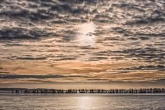 Jasmunder Bodden, Rügen (PhotoChampions) Tags: rügen bodden jasmund winter eis ice isleofrugen sun sone himmel natur landscape shore