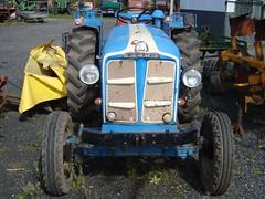 EBRO Tractor Model Super 55 (Spain) DSC04023 (MarkAmsterdam) Tags: classic car ride vehicle motor moped bike motorbike bromfiets auto wagen coche wheels old dureble