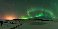 Iceland Aurora (Sergio Garcia Rill) Tags: aurora snow ice stars þingvellir nationalpark night þingvellirnationalpark auroraborealis northenlights nightsky nightscape star iceland starrynights southernregion is