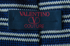 Valentino (frankmh) Tags: tied valentino italy fashion label
