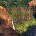 Waimea Canyon Waterfall HDR