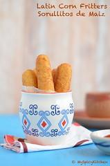Sorullitos de Maiz 2 (myspicykitchen) Tags: snacks appetizers cornmeal fritters deepfried puertoricanfood
