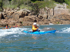 port manech en kayak
