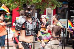Chicago Pride Parade (Chicago_Tim) Tags: gay shirtless chicago man sexy guy lesbian illinois colorful pride transgender celebration prideparade bisexual boystown