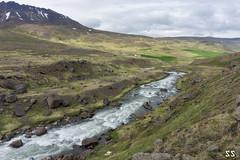 Fire & Ice Creek Race (Siggi Svans) Tags: travel white water race whitewater kayak rafting kayaking traveling viking shite adrenaline redbull norðurland öxnadalsá vikingrafting
