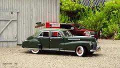 1941 Cadillac Fleetwood Series Sixty Special 4Dr Sedan (JCarnutz) Tags: cadillac 1941 fleetwood diecast 124scale danburymint seriessixty