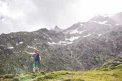 20150703_5D_9W4A4764 (glosoliCH) Tags: mountains alps schweiz switzerland hiking glacier berge alpen wandern saasfee allalin