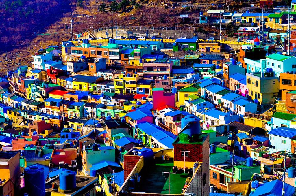 taegeukdo-village