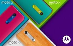 Motorola Moto X и Moto G
