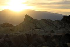 Zabriskie Point (Rana Saltatrice) Tags: sunset usa america point rebel rocks tramonto desert deathvalley zabriskie sl1 statiuniti formazionerocciosa canon100d valentinaconte