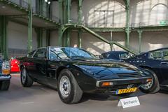 1977 Maserati Khamsin Coup (Bertone) - 195.500  (el.guy08_11) Tags: paris france ledefrance voiture collection 1977 maserati bertone