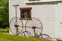 150715 Village de Huntingville- Québec- Canada     -1336 (Serge Léonard) Tags: de photos su re bicyclette série