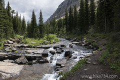 """Siyeh Creek • <a style=""""font-size:0.8em;"""" href=""""http://www.flickr.com/photos/63501323@N07/20156672451/"""" target=""""_blank"""">View on Flickr</a>"""