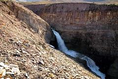Svalbard_II__0439 (archegonus) Tags: waterfall wasserfall svalbard foss spitsbergen schlucht spitzbergen spitzberg  billefjorden    dicksonland     innerearktischefjordzone
