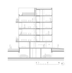 Жилой квартал в Любляне от MultiPlan Arhitekti