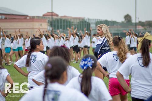2015 Dallas Cowboys Cheer Camp