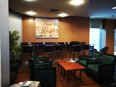 Emerald Sky Lounge (A. Wee) Tags: jakarta 雅加达 indonesia 印尼 cgk soekarnohatta airport 机场 terminal2 emeraldsky lounge