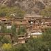 Casas de barro afegãs