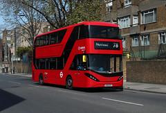 Route 78, Arriva London, HA2, LK65BYY (Jack Marian) Tags: route78 arrivalondon ha2 lk65byy alexanderdennisenviro400hcity alexander dennis enviro400h city alexanderdennis enviro400hcity e400hcity shoreditch nunhead peckham buses bus london