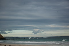 Angry Sea and Sky © Gretchen Cooney