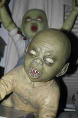 (taradonnelly1) Tags: creepy doll baby zombie