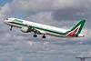 EI-IXZ LMML 13-01-2017 (Burmarrad) Tags: airline alitalia aircraft airbus a321112 registration eiixz cn 848 lmml 13012017