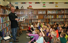 Author Visit with Kurt Wagner