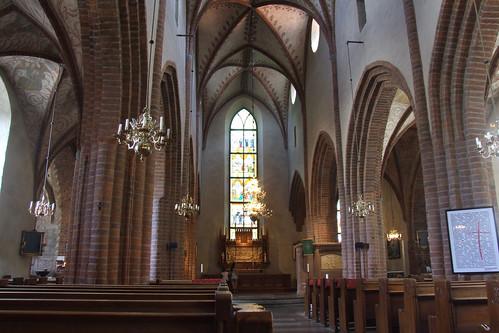 Inside Holy Trinity Church, 27.07.2010.
