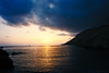 2016024_21 (lawa) Tags: 2016 october sunset sea clouds vrissi chorasfakion crete greece ferry