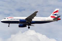British Airways Airbus A320-232  |  G-EUUU  |  London Heathrow  - EGLL (Melvin Debono) Tags: british airways airbus a320232 | geuuu london heathrow egll melvin debono canon 7d 600d spotting airport airplane aircraft aviation uk kingdom plane planes