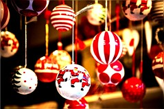 Christmas Ornaments (maria1oureiro) Tags: nadal bolas navidad christmas balls ornaments decoration decoración
