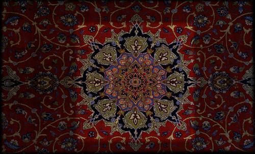 """Alfombras, espacios íntimos que simbolizan templos, árboles de la vida y el conocimiento, astros y paradisos. • <a style=""""font-size:0.8em;"""" href=""""http://www.flickr.com/photos/30735181@N00/31766544704/"""" target=""""_blank"""">View on Flickr</a>"""