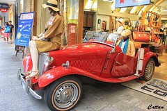 Shopping in Tokyo - Explore (cattan2011) Tags: tokyo japan streetart streetpicture streetphoto streetphotography street antiquecar shopping traveltuesday travelblogger travelphotography travel landscapephotography landscape
