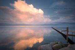 Bridge to the heaven (kamildolny) Tags: landscape nature adventure sunset beautiful nikon gitzo lee flm denmark dokkedal