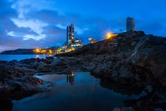 Fabrica de cemento.jpg (Ruiz Molina) Tags: nocturnas nubes paisaje