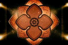 Spotlit Stack (jgottlieb) Tags: leica mp typ 240 35mm summilux asph fle macau hotel casino ceiling spotlights sculpture