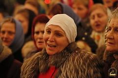128. Nativity of the Lord at Lavra / Рождество Христово в Лавре 07.01.2017