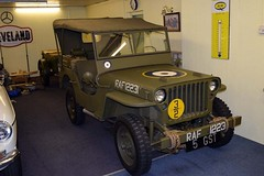 """Willys Jeep 1943 2 • <a style=""""font-size:0.8em;"""" href=""""http://www.flickr.com/photos/81723459@N04/32572253892/"""" target=""""_blank"""">View on Flickr</a>"""