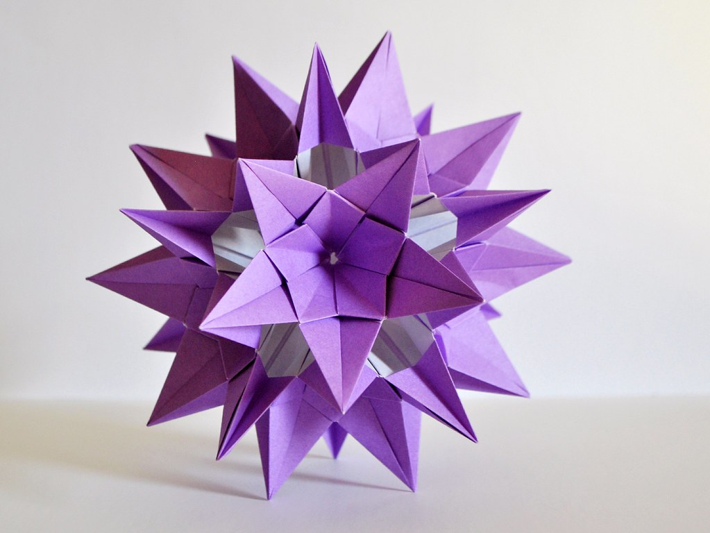 The Worlds Best Photos Of Craft And Kusudama Flickr Hive Mind