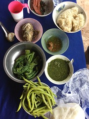 Lunch (jumbokedama) Tags: phongsali teacigars teaplantations laolao laowhisky laowhiskey laofood