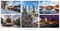 Postcards (Robert Průcha) Tags: postcards postcrossing hradeckralove