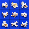 They are all different (Rune T) Tags: snowflake blue white macro topf25 wow grid topv333 different mosaic popcorn snacks variations